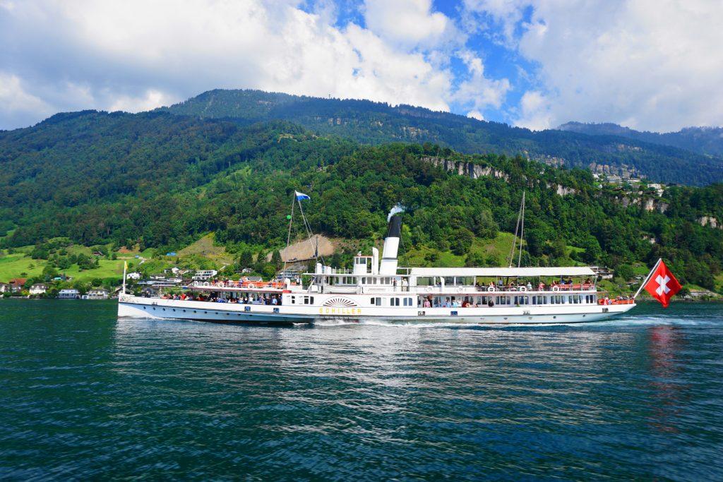 Lake Lucerne - Switzerland