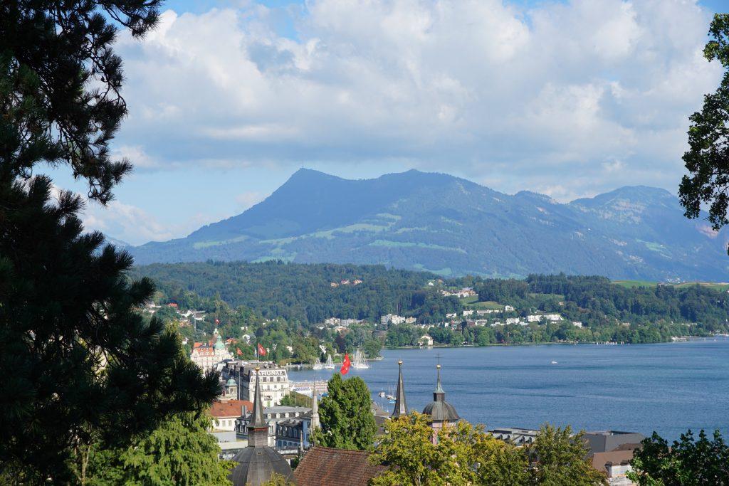 Lucerne, Switzerland views