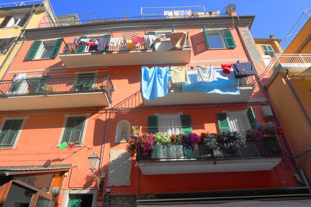 Hiking Cinque Terre - Corniglia