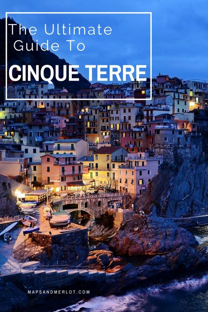 Guide to Cinque Terre - what to know about each Italian town