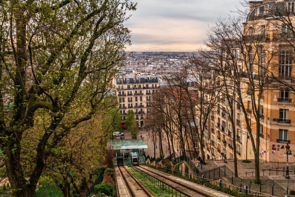Paris bucket list - Montmartre hills