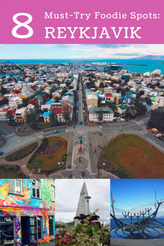 Explore everything you need to know about top foodie hotspots in Reykjavik, Iceland! #traveliceland #reykjavik #iceland #foodie