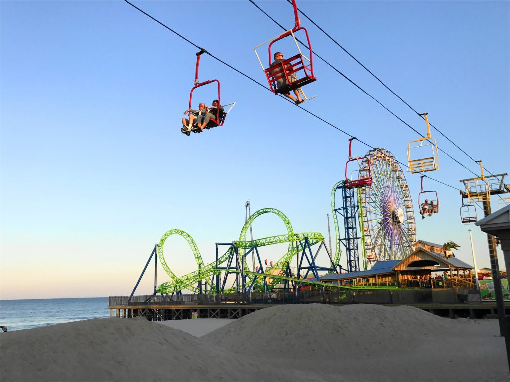 Seaside Casino is one of the top things to do in Lavallette, NJ