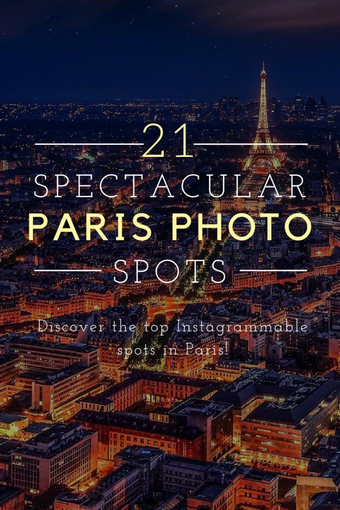 Top photo spots in #Paris #France. #photography #parisphoto #eiffeltower #thelouvre #ChampsElysees #notredame #travel