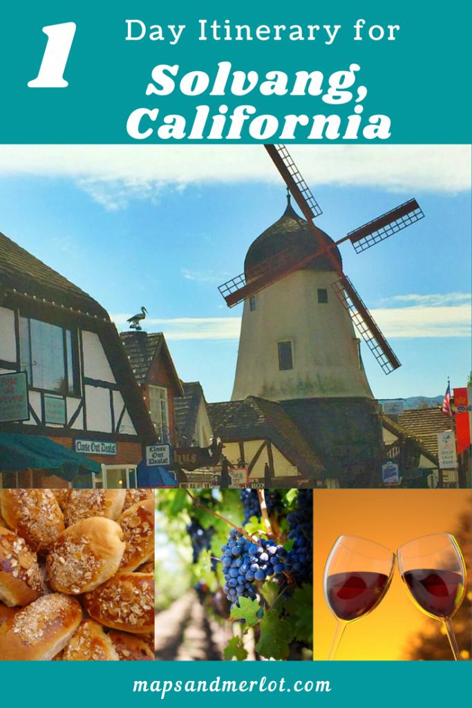 Solvang, California bucket list; Solvang itinerary; travel Solvang; California road trip