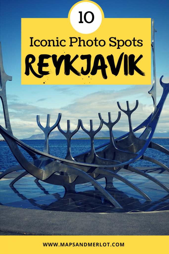 Discover the top 10 photo spots in Reykjavik, Iceland! Find Reykjavik's most Instagrammable locations with this photo guide to the city!