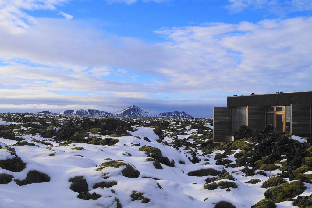 beautiful Iceland countryside