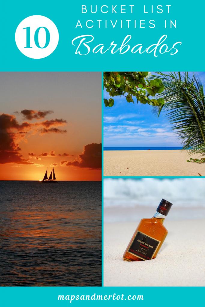 Top 10 Barbados activities, Barbados bucket list