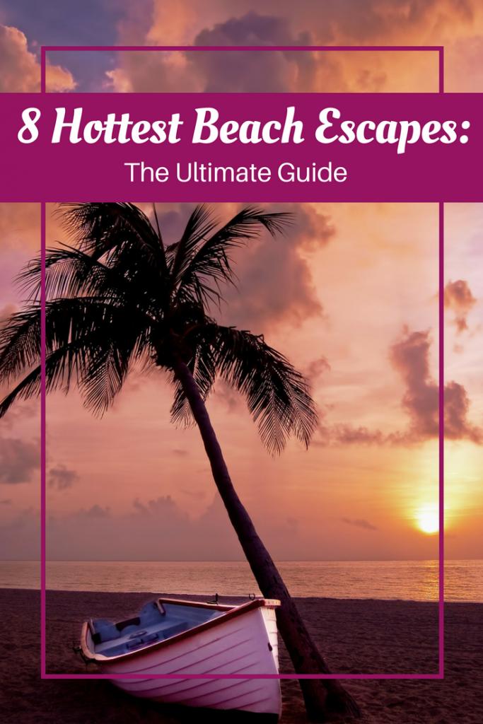 best beach trips, winter beach trip getaways, beach vacation