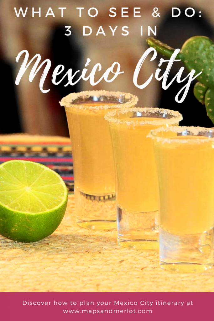 3 day Mexico City itinerary; what to do in Mexico City; Mexico City in 3 days; Mexico City attractions