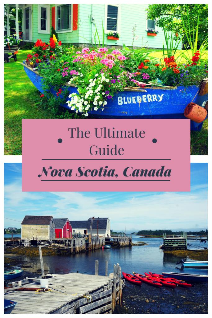 Discover the top 10 activities in Nova Scotia, Canada. Explore Peggy's Cove, sail through the Atlantic, and feast on fresh lobster! #novascotia #peggyscove #lunenburg #mahonebay #winetasting #travelcanada