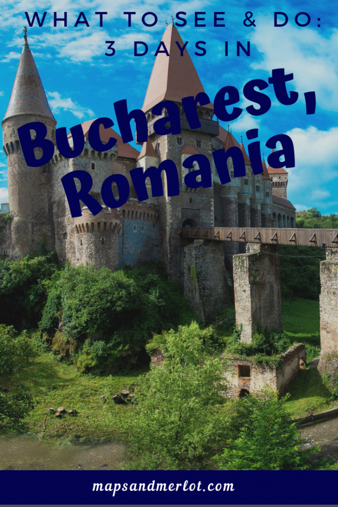 Discover the best 3 day Bucharest itinerary - 3 days in Bucharest, Romania #dracula #bucharest #romania