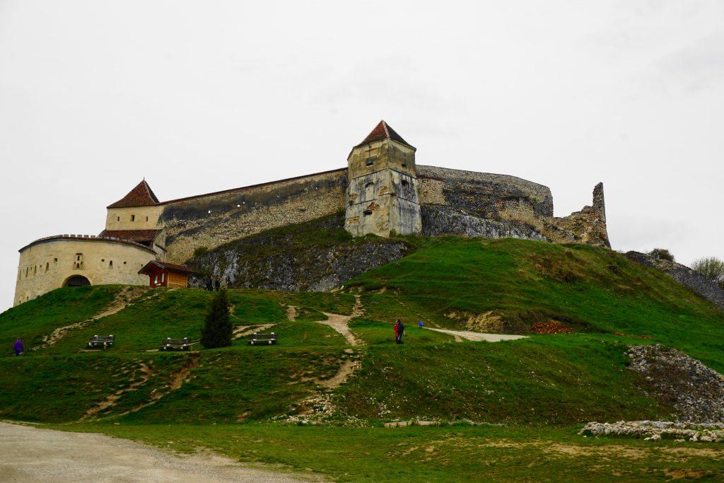 Rasnov Citadel in 3 days in Bucharest, Romania