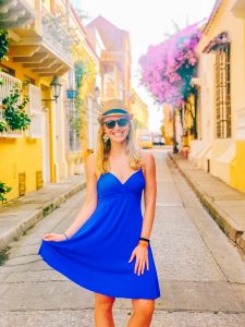 Melissa in Cartagena, Colombia - About Me photo