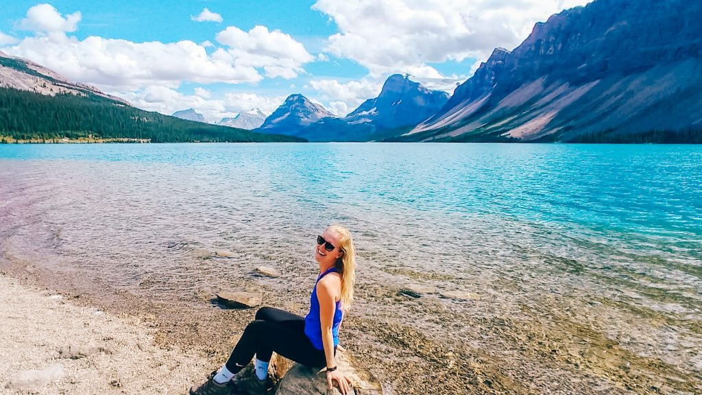 Melisa in Banff, Canada - About Me
