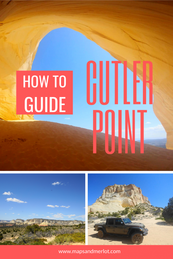 Explore your thorough guide to everything you need to know about visiting the Great Chamber at Cutler Point in Kanab, Utah. Discover driving tips, hiking & trail info, photography tips, and how to get to the Great Chamber at Cutler Point.