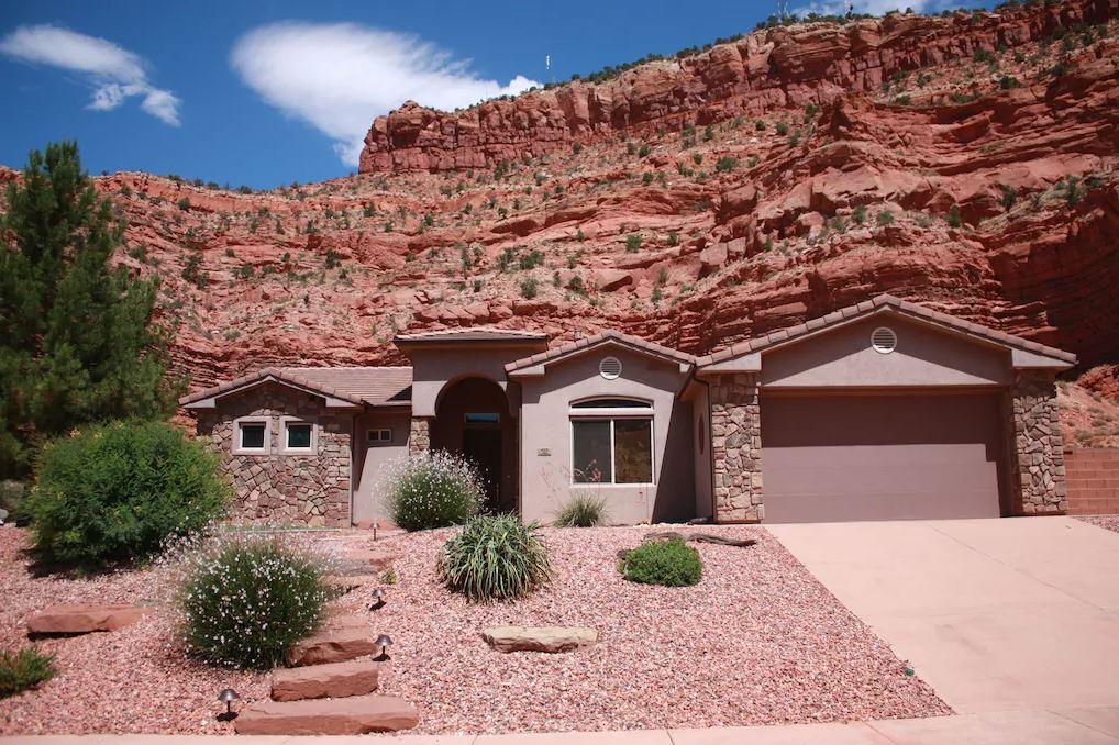 VRBO stay in Kanab, Utah