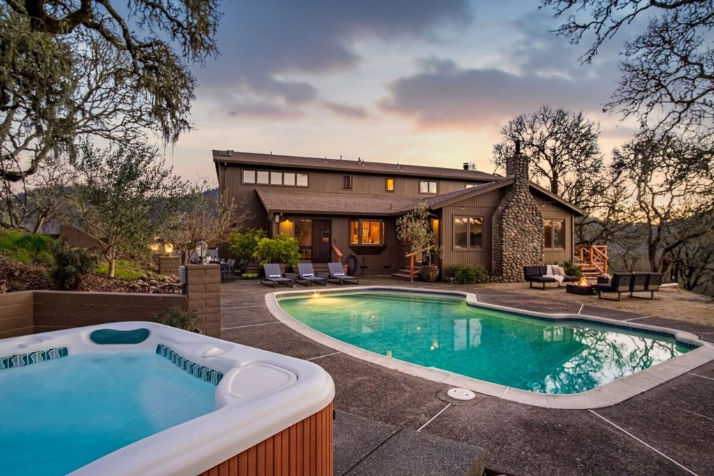 Napa Valley Plum Guide stay